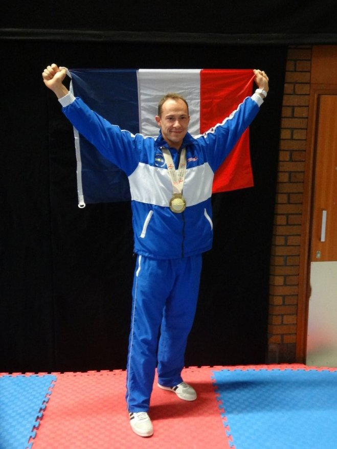 Lylian Doulay - Champion du monde Taekwon-Do ITF 2012