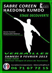 affiche HDKD-Versailles